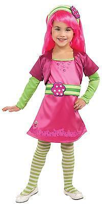 Child Deluxe Strawberry Shortcake Raspberry Tart Costume - Strawberry Shortcake Child Costume