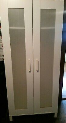 IKEA Anaboda Armoire Wardrobe Closet White YOU MUST PICKUP ITEM IN WOODLAWN, VA!