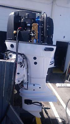"Johnson 140 or Suzuki DF140 engine complete  personalization ""WHITE"" 25"" or 20"""
