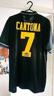 Maglia Manchester United 1994/95 Cantona numero 7