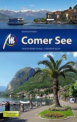 Comer See Reiseführer Michael Müller Verlag Eberhard Fohrer Taschenbuch