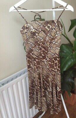 JUST CAVALLI  Dress Size 6