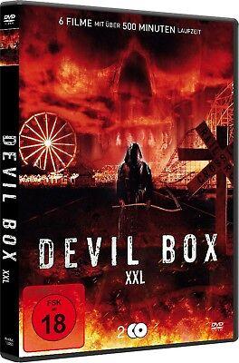Devil Box XXL (6 Filme über 500 Minuten Laufzeit) [FSK18] (DVD) NEU ()