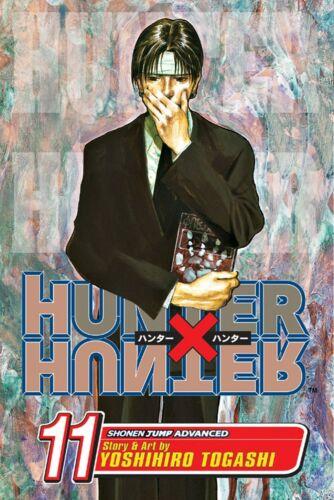Hunter x Hunter (Vol. 11) English Manga Graphic Novel New