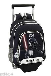 Star-Wars-cartable-a-roulettes-trolley-M-sac-The-Dark-Side-34-cm-maternelle-3510