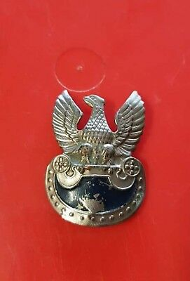 Polish Poland Pologne Eagle Badge Navy for sale  Shipping to Ireland