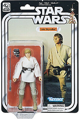 Luke Skywalker STAR WARS Black Series 40th Anniversary ANH 6