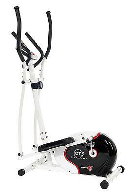 Christopeit Crosstrainer CT 2 Fitnessgerät Cardio Sportgerät Schwungmasse 7 kg