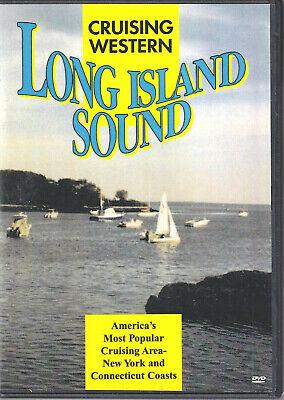 67d52cef78e CRUISING WESTERN LONG ISLAND SOUND (DVD) (Y1)