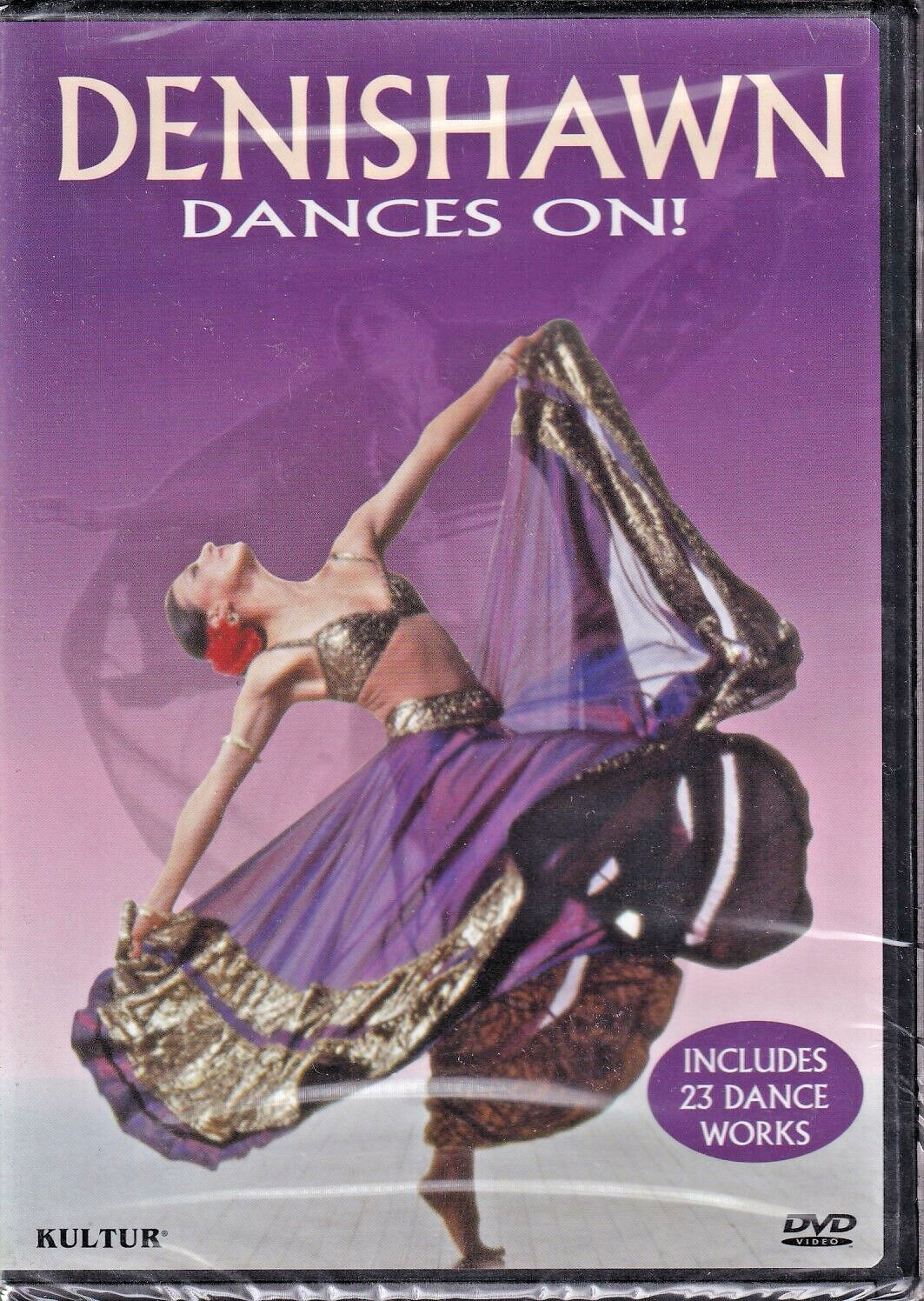 denishawn dances on dvd 2006 p