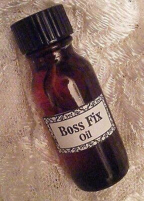 BOSS FIX HOODOO OIL ~ Complain, Gossipping, Protection