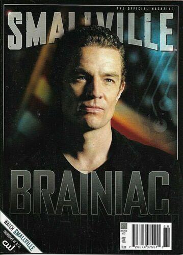 Smallville Official Magazine #27/Tom Welling/James Marston/Brainiac/Sam Jones 3
