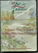 Donna Dewberry One Stroke DVD