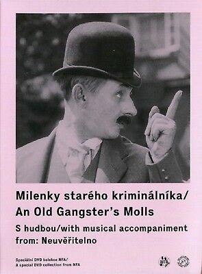An Old Gangster's Molls / Milenky stareho kriminalnika 1927 Czech DVD (Gangster Molls)