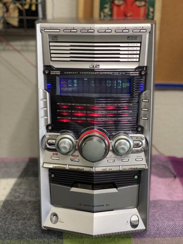 JVC HX-Z10 Super Bass Compact Component System