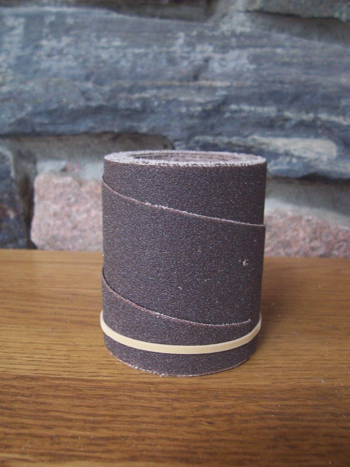 1 Pre-cut Sample Sanding Belt Abrasive Strip For Ryobi Wds1600 Sander