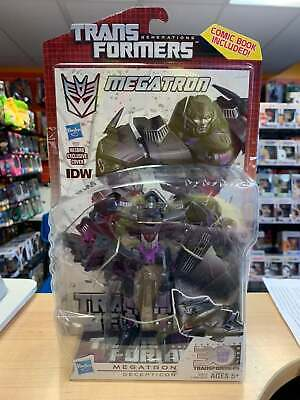 Transformers Generations Megatron 30th Anniversary Deluxe Class Figure