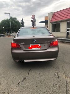 2006 BMW 525i excellent condition
