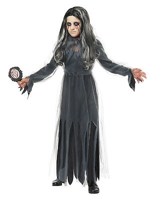 Bloody Mary Ghost Child Girls Tween - Childrens Ghost Costumes