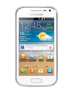 Samsung Galaxy Ace 2 GT-I8160 - 2,100MB - White (Unlocked) Smartphone (NFC)