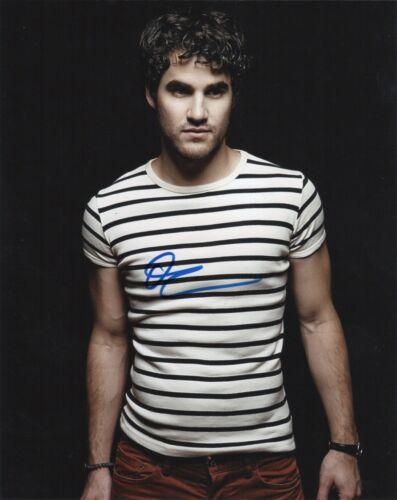 Darren Criss American Crime Story Versace Autographed Signed 8x10 Photo COA #J1