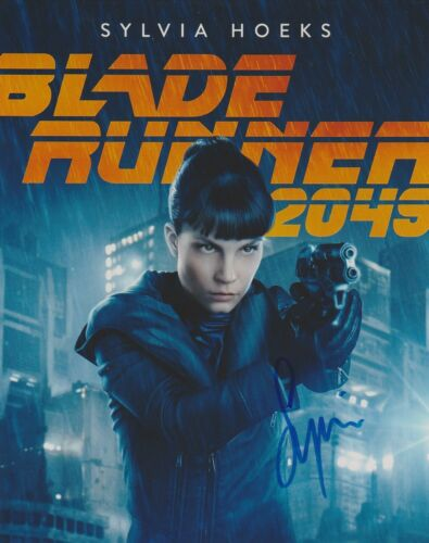 Sylvia Hoeks Blade Runner Autographed Signed 8x10 Photo COA MR305