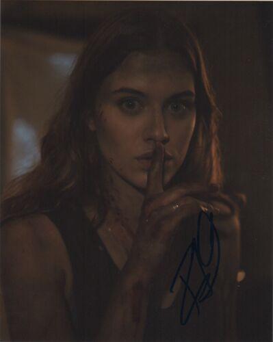 Tiera Skovbye Autographed Signed 8x10 Photo COA #C58