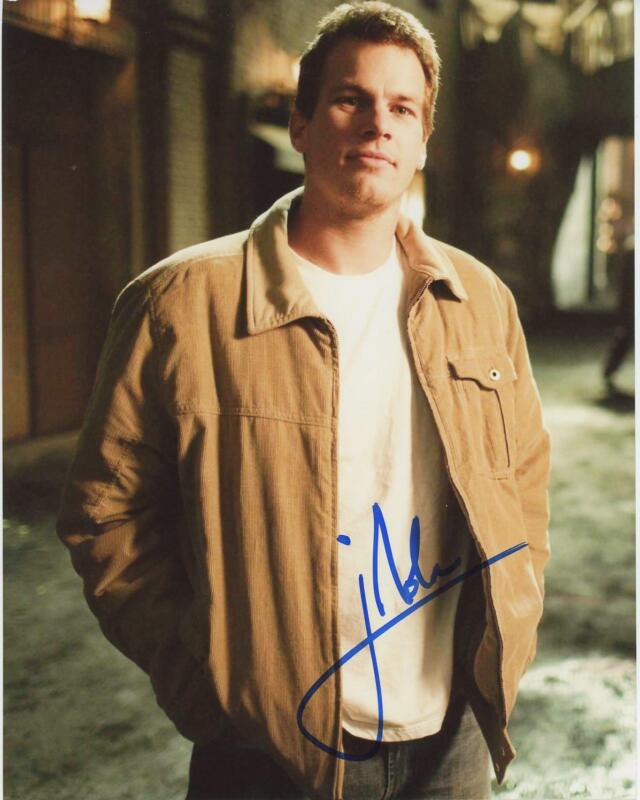 "Jonathan Nolan ""The Dark Knight Rises"" Screenwriter AUTOGRAPH Signed 8x10 Photo"