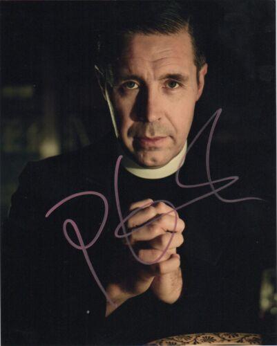 Paddy Considine Peaky Blinders Autographed Signed 8x10 Photo COA #S4