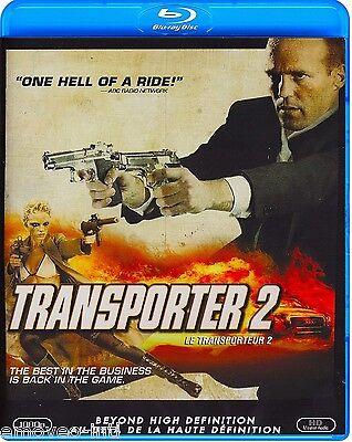 The Transporter 2  Jason Statham      New Blu Ray