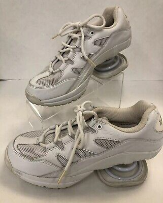 Z-Coil Freedom 2000 White Sneakers Shoes Womens Size 9 Pain Relief Z Coil Mens 7