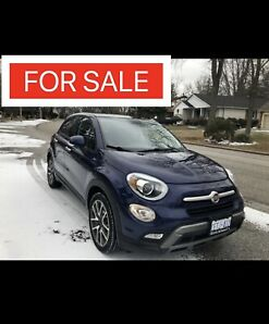 Like New - Fiat 500X Trekking - LOW KM!!