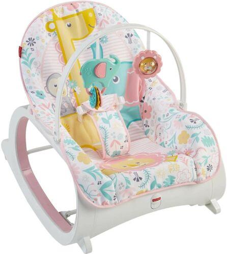 Fisher-Price Infant-to-Toddler Rocker, Pink ( SHIPPING FREE )