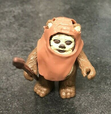 Vintage Star Wars Figure - Wicket - 1984 - Loose - Complete.