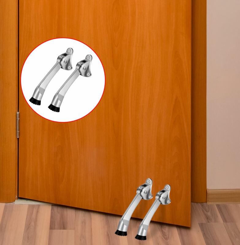 Crestone Door Stopper - 2 Pack 4 Inch Door Stop, Door Stops Kickstand, Door Stop
