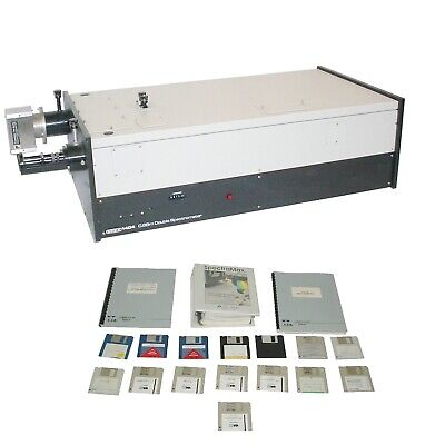 Spex 1404 0.85mm Double Monochromator Spectrometer Wmanuals Software