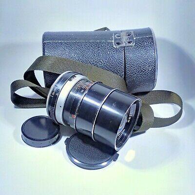 [TESTED] Auto Tamron 135mm f/2.8 Fast Portrait Camera Lens Ø58 - M42 Mount gebraucht kaufen  Versand nach Germany
