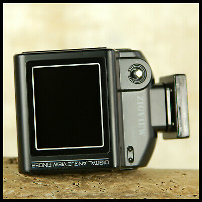 Canon EOS Zigview DIGITAL SLR Angle viewfinder  great 4 low awkward angles