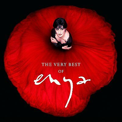 ENYA THE VERY BEST OF DOUBLE VINYL LP SET (Released June 1st 2018)