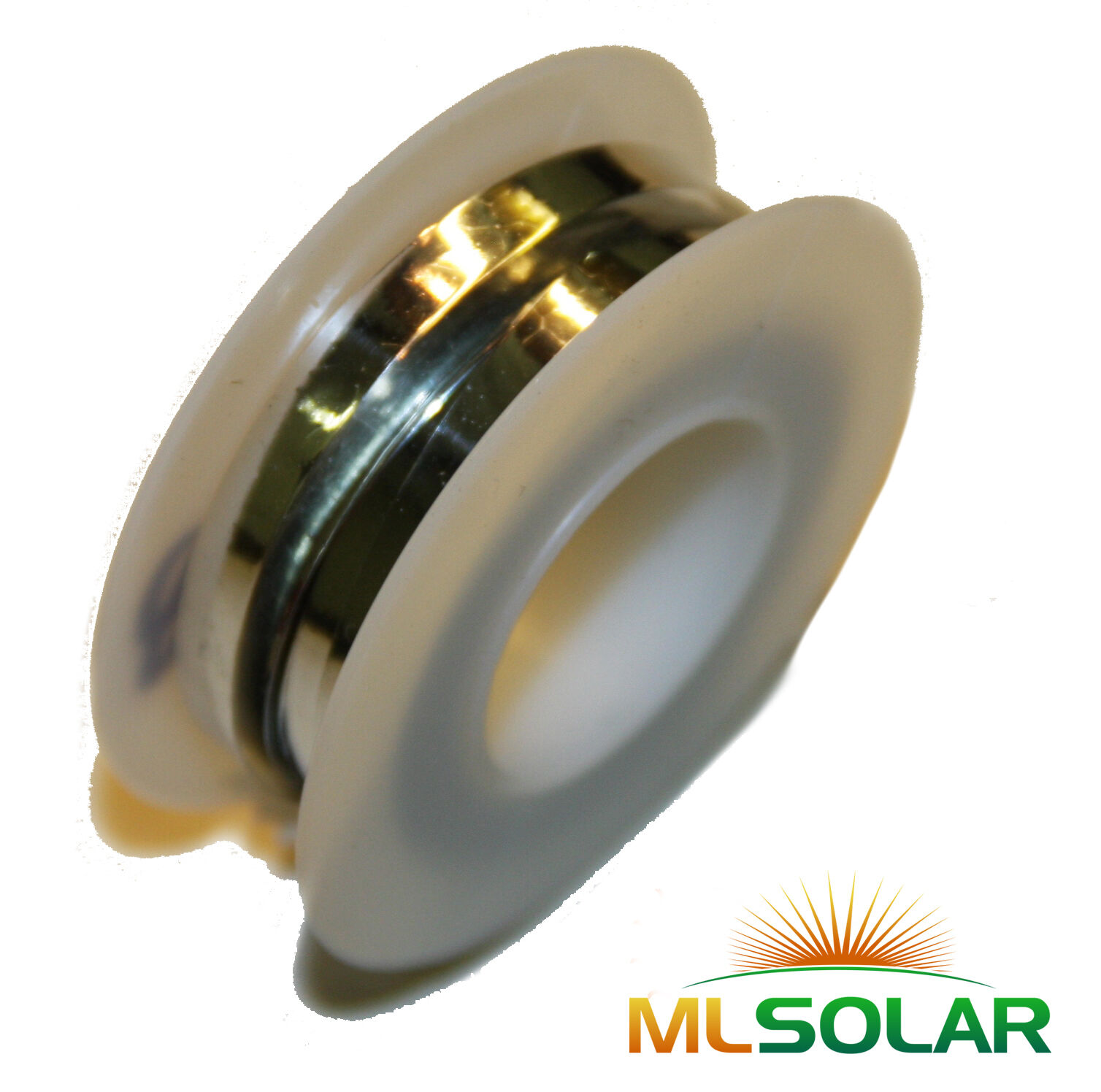 40 Solar Cell Tabbing Wire No Additional Solder Needed Ebay