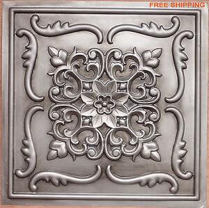 Pl26 Pvc Drop Ceilings Tiles Bathroom Diningroom Toilet Ceiling Roses 10tils Lot Ebay