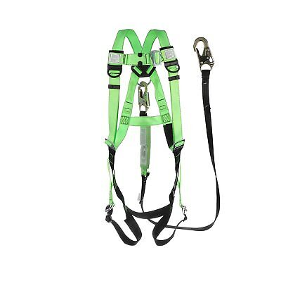 Peakworks Safety Harness Fall Protection Lanyard Kit