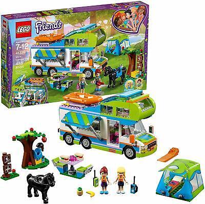 LEGO Friends 41339 Mias Motorhome Camper Van 488 Pcs Brand New Factory Sealed