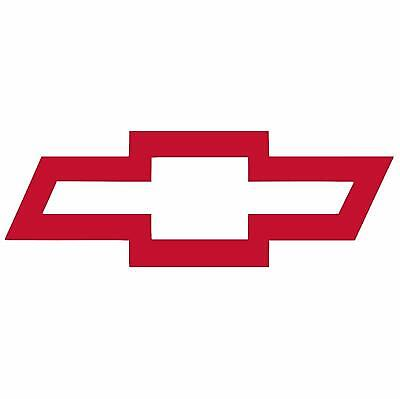 Chevy bowtie decal FREESHIPPING Color & Size Options Chevrolet Car Truck iPhone