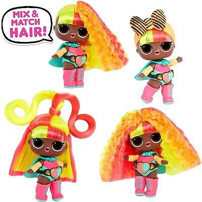 LOL Surprise Hairvibes Tots Dolls with 15 surprises