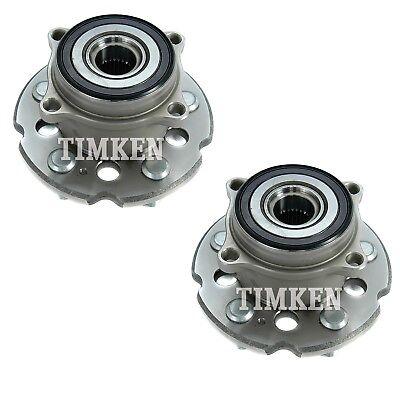 Pair Set of 2 Rear Timken Wheel Bearing & Hub Kit for Acura MDX Honda Pilot -