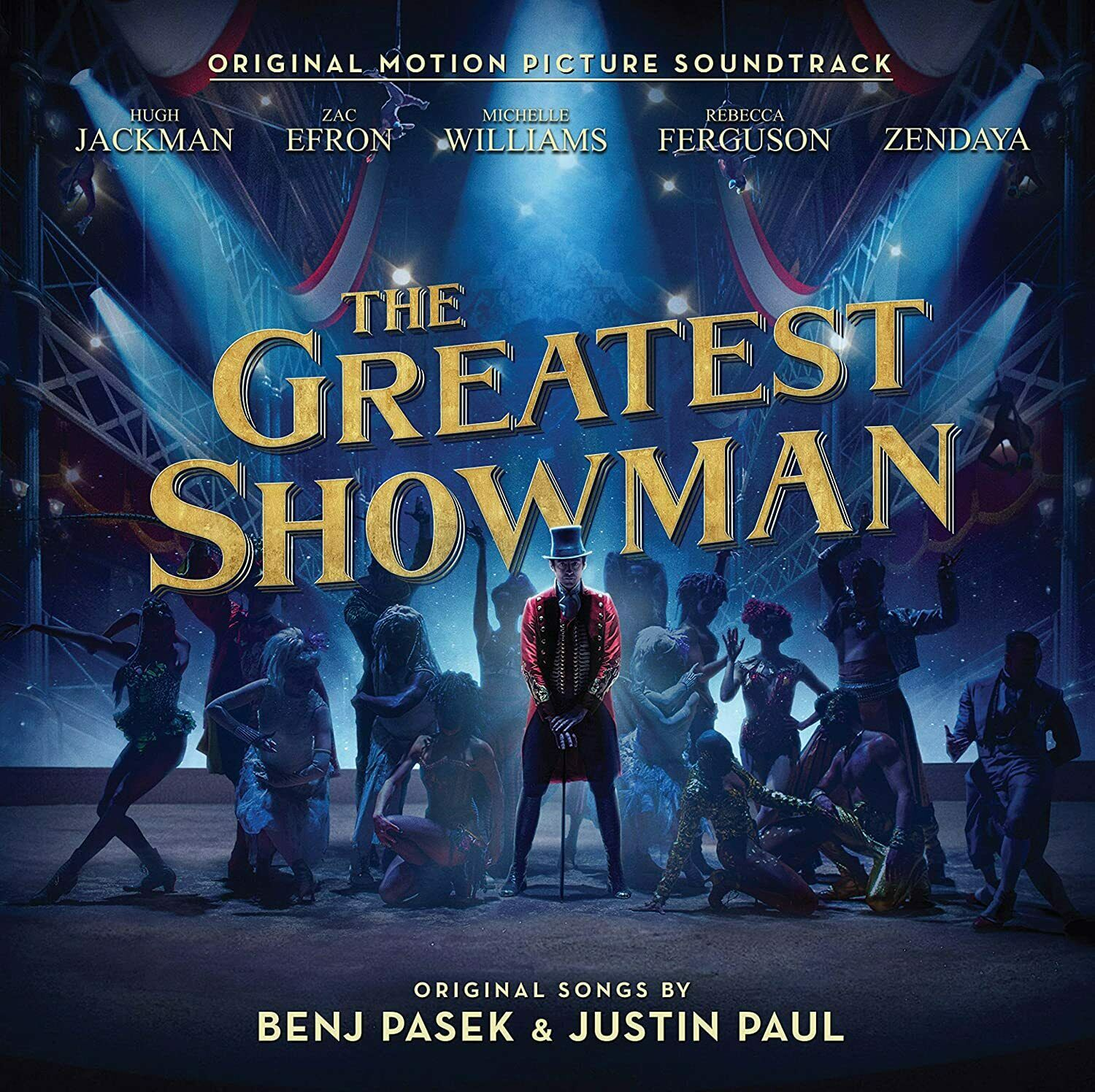 The Greatest Showman [Original Motion Picture Soundtrack] by Hugh Jackson