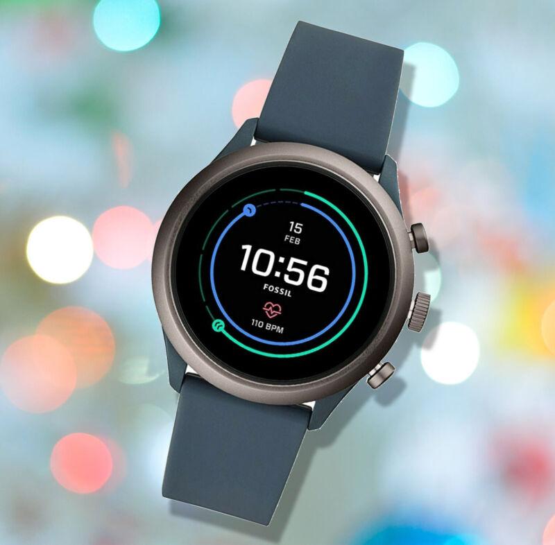 NEW Fossil FTW4021 Smart Watch Smartwatch Gen 4 Sport Androi