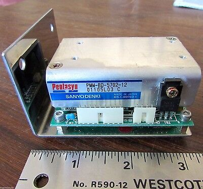 Sanyodenki Stepper Motor Drive Pentasyn Pmm-bd-5702-12 Drive Controller Stepping