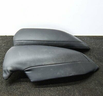 TESLA MODEL S 75D AWD Rear Seat Leather Edge Cover 386kw 2014